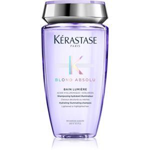 Kérastase Blond Absolu Bain Lumière šamponová lázeň pro zesvětlené nebo melírované vlasy 250 ml