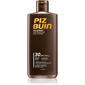 Piz Buin Allergy mléko na opalování pro citlivou pokožku SPF 30 200 ml