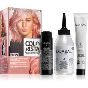 L'Oréal Paris Colorista Permanent permanentní barva na vlasy odstín Rose Gold