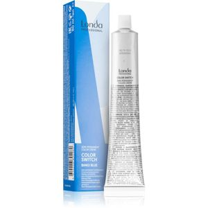 Londa Professional Color Switch semi-permanentní barva na vlasy bez amoniaku BANG! BLUE 80 ml