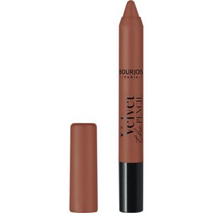 Bourjois Velvet the Pencil rtěnka v tužce odstín 009 Moka Cabana 3 g