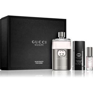 Gucci Guilty dárková sada III pro muže