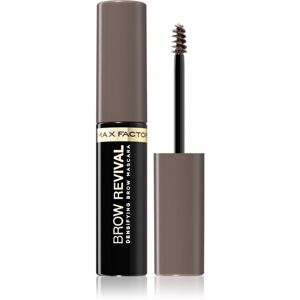 Max Factor Brow Revival řasenka na obočí odstín 002 Soft Brown 4,5 ml