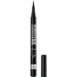 Rimmel Wonder Ink oční linky v peru odstín 001 Black 1,2 ml