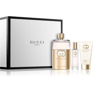 Gucci Guilty Pour Femme dárková sada I. pro ženy