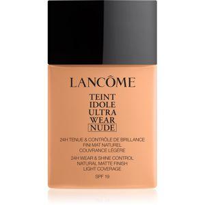 Lancôme Teint Idole Ultra Wear Nude lehký matující make-up odstín 03 Beige Diaphane 40 ml