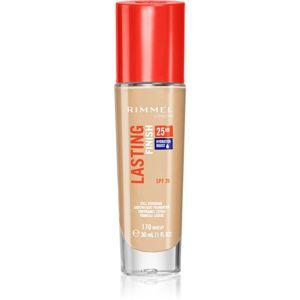 Rimmel Lasting Finish 25H tekutý make-up SPF 20 odstín 170 Wheat 30 ml