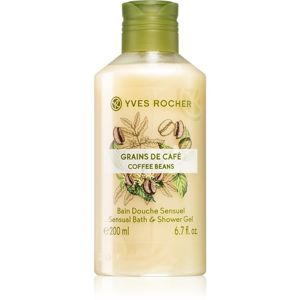 Yves Rocher Coffee Beans sprchový gel 200 ml