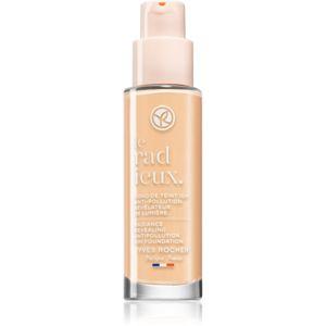 Yves Rocher Le Radieux rozjasňující make-up odstín Beige 100 30 ml
