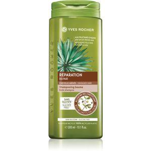 Yves Rocher Réparation regenerační šampon pro poškozené vlasy 300 ml
