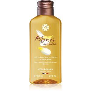 Yves Rocher Monoi de Tahiti multifunkční suchý olej na tělo a vlasy 125 ml