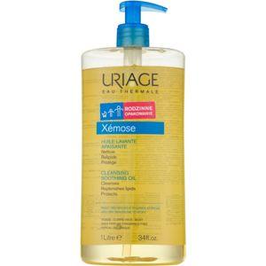 Uriage Xémose zklidňující čisticí olej na obličej a tělo 1000 ml