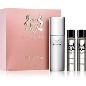 Parfums De Marly Delina Royal Essence cestovní balení pro ženy