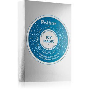 Polaar Icy Magic oční maska proti otokům a tmavým kruhům 4 ks