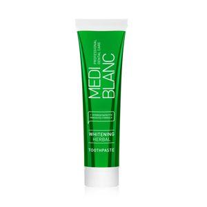 MEDIBLANC Whitening Herbal bylinná zubní pasta s bělicím účinkem 100 ml