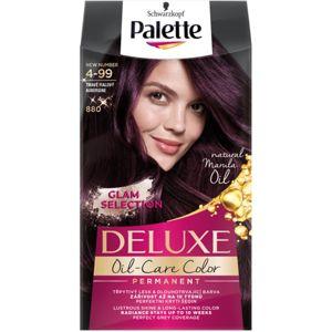 Schwarzkopf Palette Deluxe barva na vlasy odstín 4-99 880 Aubergine