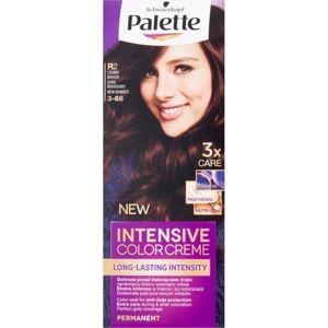 Schwarzkopf Palette Intensive Color barva na vlasy odstín 3-68 R2 Dark Mahogany