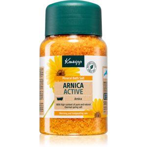 Kneipp Arnica Active sůl do koupele s minerály 500 g