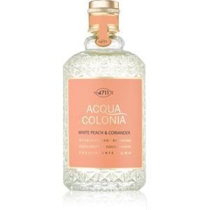 4711 Acqua Colonia White Peach & Coriander kolínská voda unisex 170 ml