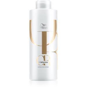 Wella Professionals Oil Reflections lehký hydratační šampon pro lesk a hebkost vlasů 1000 ml