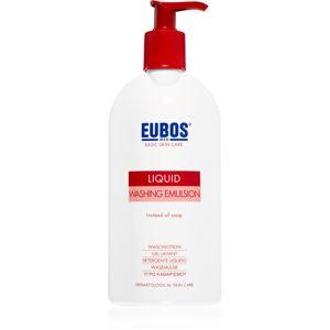 Eubos Basic Skin Care Red mycí emulze bez parabenů 400 ml