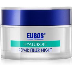 Eubos Hyaluron regenerační noční krém proti vráskám 50 ml