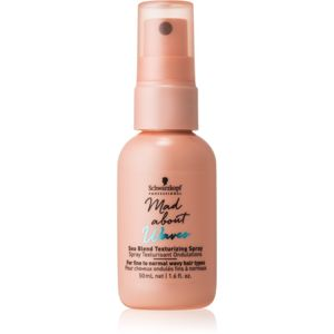 Schwarzkopf Professional Mad About Waves sprej pro definici vln 50 ml