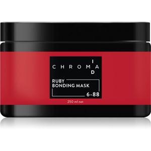Schwarzkopf Professional Chroma ID barvicí maska pro všechny typy vlasů 6-88 250 ml