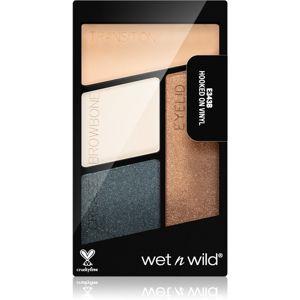 Wet N Wild Color Icon paletka očních stínů odstín Hooked on Vinyl