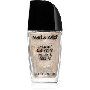 Wet N Wild Wild Shine vysoce krycí lak na nehty odstín Ready to Propose 12,3 ml
