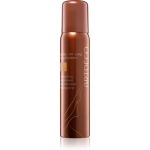 Artdeco Spray on Leg Foundation tónovací sprej na nohy odstín 1 Soft Caramel 100 ml