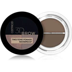 Catrice 3D Brow Two-Tone pomáda na obočí 2 v 1 odstín 010 Light to Medium 5 g