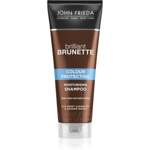 John Frieda Brilliant Brunette Colour Protecting hydratační šampon 250 ml