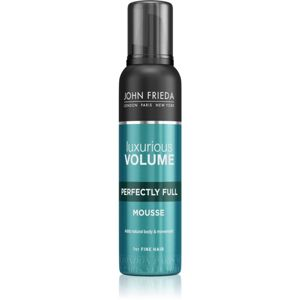 John Frieda Luxurious Volume Perfectly Full pěnové tužidlo 200 ml