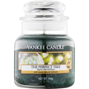 Yankee Candle The Perfect Tree vonná svíčka Classic malá 104 g
