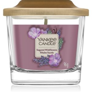 Yankee Candle Elevation Sugared Wildflowers vonná svíčka 96 g
