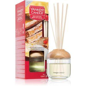 Yankee Candle Sparkling Cinnamon aroma difuzér s náplní I. 120 ml