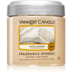 Yankee Candle Warm Cashmere vonné perly 170 g