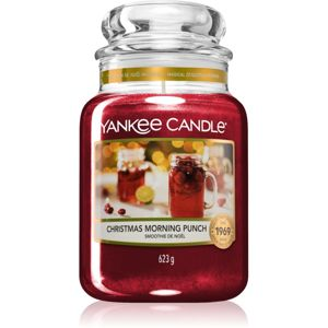 Yankee Candle Christmas Morning Punch vonná svíčka 623 g