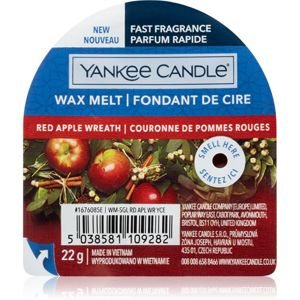 Yankee Candle Red Apple Wreath vosk do aromalampy I. 22 g