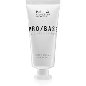 MUA Makeup Academy Pro/Base tekutá podkladová báze pro mastnou pleť 30 ml
