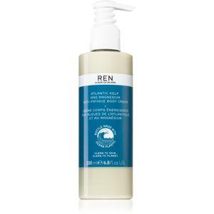 REN Atlantic Kelp And Magnesium Anti-Fatigue Body Cream zjemňující tělový krém s vyživujícím účinkem 200 ml