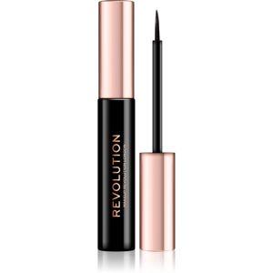 Makeup Revolution Brow Tint barva na obočí odstín Medium Brown 6 ml