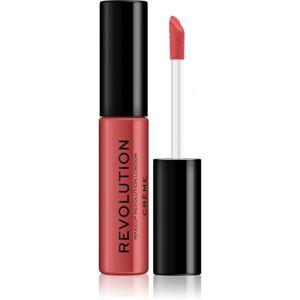 Makeup Revolution Crème tekutá rtěnka odstín 106 Glorified 3 ml