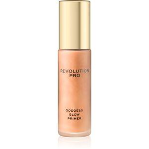 Revolution PRO Goddess Glow rozjasňující podkladová báze pod make-up 30 ml