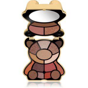 I Heart Revolution Teddy Bear paletka očních stínů odstín Honey 14,4 g