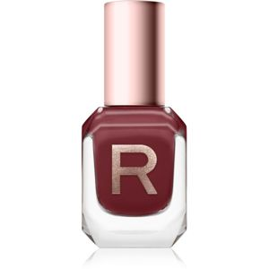 Makeup Revolution High Gloss vysoce krycí lak na nehty s vysokým leskem odstín Melt 10 ml