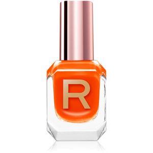 Makeup Revolution High Gloss vysoce krycí lak na nehty s vysokým leskem odstín Pop 10 ml