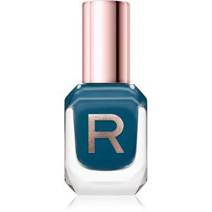 Makeup Revolution High Gloss vysoce krycí lak na nehty s vysokým leskem odstín Muse 10 ml