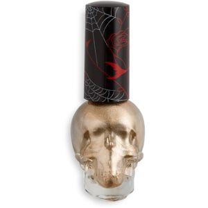 Makeup Revolution Skull lak na nehty odstín Goblin King 12,5 ml